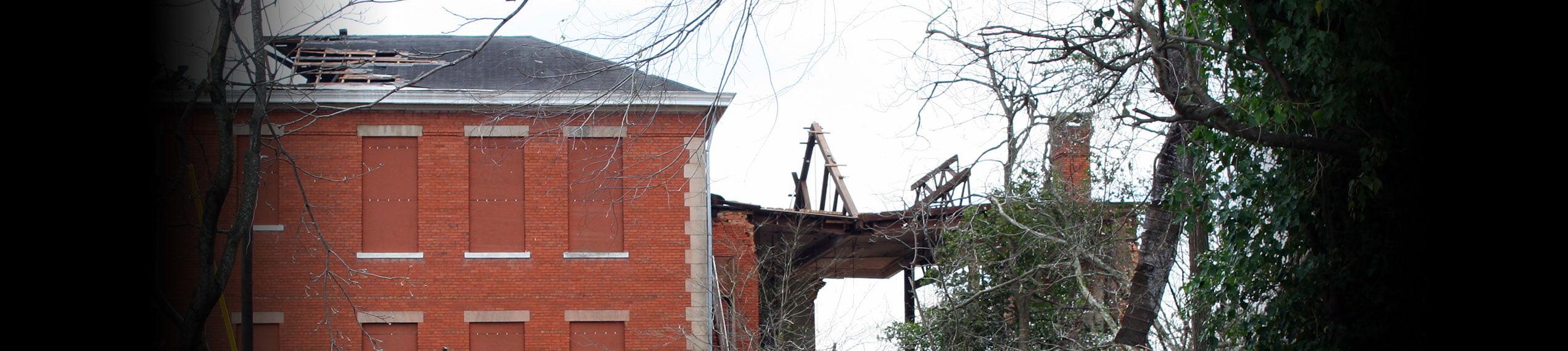 Wind & Storm Damage Repairs in Paul Davis Restoration of Western Pennsylvania